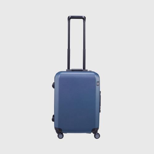 LOJEL Rando Small  4 Wheels TSA Lock-Steel Blue