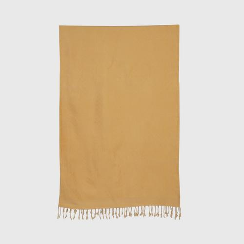 Suntree : Shawl, Yellow
