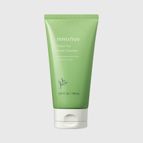 INNISFREE Green Tea Foam Cleanser 150ml