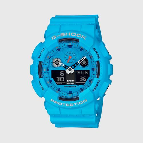 CASIO G-SHOCK GA-100RS-2ADR