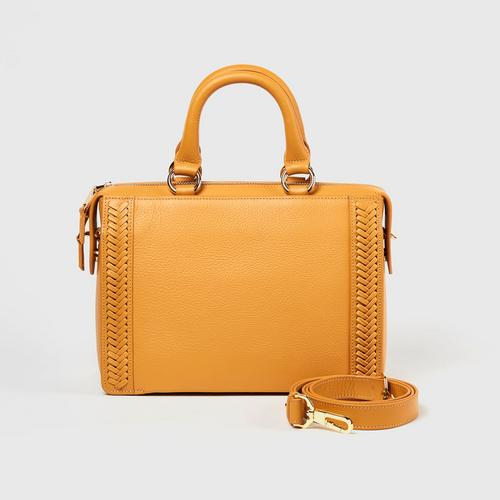 Longlai Top Handle Camel Colour