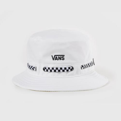 VANS Ap Fess Up Bucket Hat  - White  Size M/L