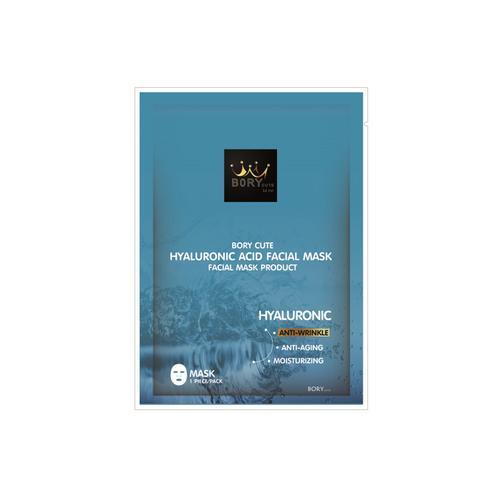 BORY CUTE HYALURONIC ACID FACIAL MASK 30 ML.