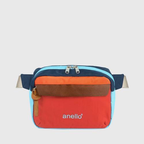 ANELLO OS-S058-NOSTALGIC Reg. Waist bag-ORANGE
