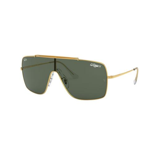 RAYBAN RB3697 Wings ll Green Classic