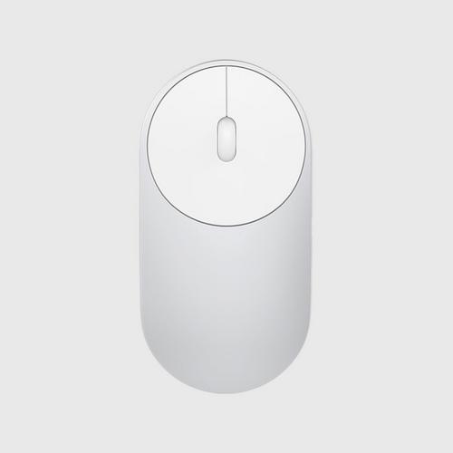 Xiaomi Mi Portable Mouse - Silver