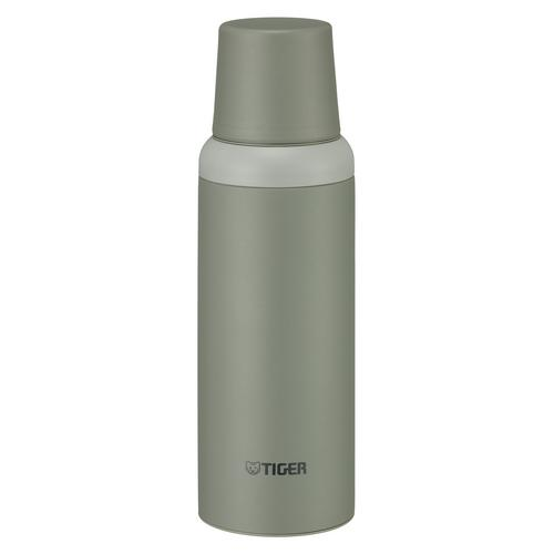 TIGER Vacuum Stainless Bottle MSI-A060AS 600 ml. Gray