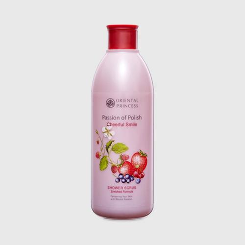 激情系列 草莓身体磨砂膏 250 ml