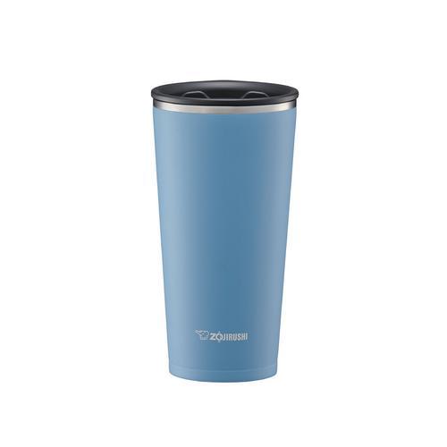 象印 (ZOJIRUSHI) 不锈钢真空广口杯  SXFSE45AJ -0.45L - 蓝灰色