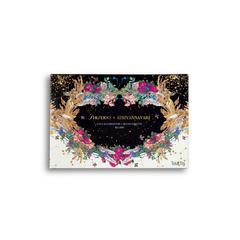 SHISEIDO Shiseido X Sirivannavari Face Illuminator + Blush Palette (Gold)