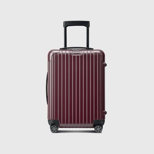 RIMOWA SALSA CABIN MULYIWHEEL® 52 IATA - MAT CARMONA RED