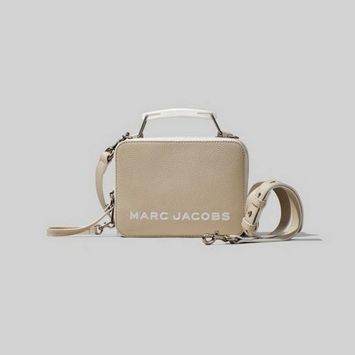 Marc Jacobs The Textured Box Tricolor 20
