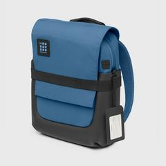 MOLESKINE ID SMALL BACKPACK BOREAL BLUE ET72BKSB31