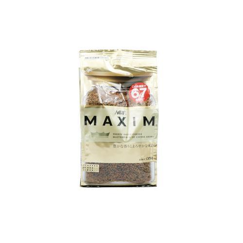 MAXIM FREEZE DRIED COFFEE 135G