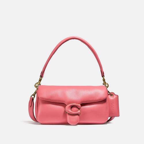 蔻驰COACH Pillow Tabby Shoulder Bag 26 - Rose