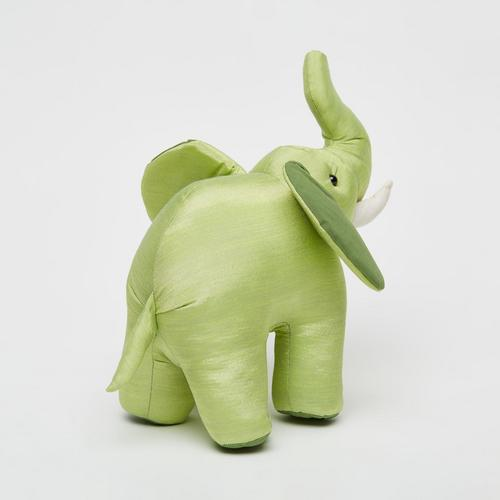Sunsanee Elephant Stand Doll Silk 4""