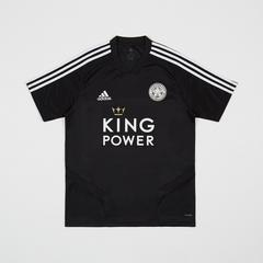 Leicester City Football Club Black Training Jersey 2019 - 2020 Size M