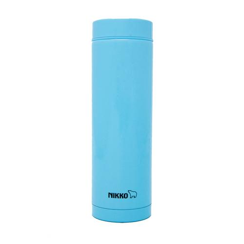 NIKKO Stainless Steel Vacuum Bottle 500 ml. SMS - Blue