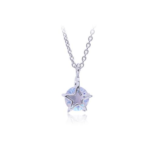 12VICTORY  Star Shine Necklace
