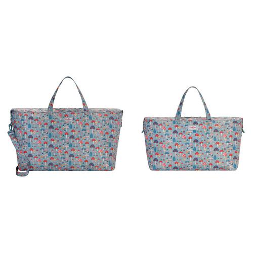 CATH KIDSTON MINI MUSHROOMS Foldaway Travel Bags