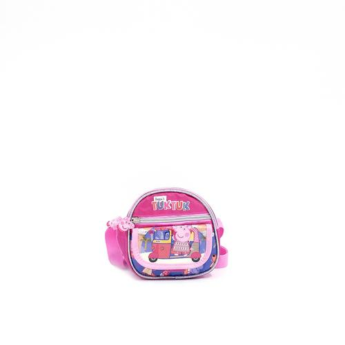 Peppa Pig PP4 Medium Flap Bag-1