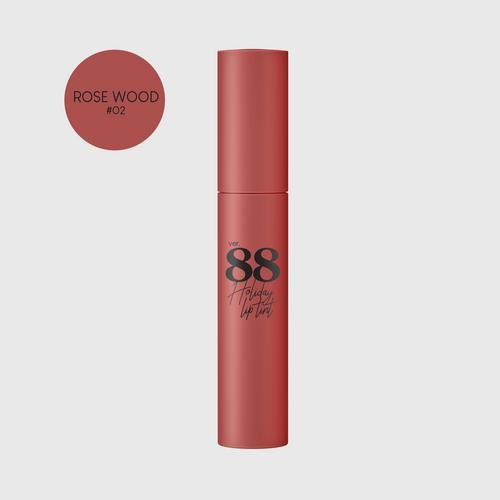 VER.88 Holiday Lip Tint No.2 Rose Wood 2 g.