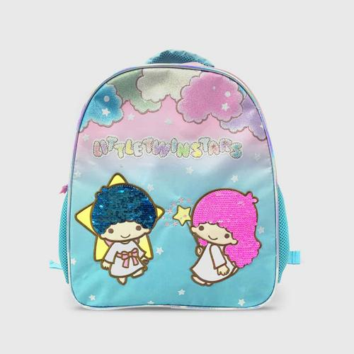 SANRIO Little Twin Stars TS3 School Backpack 14""