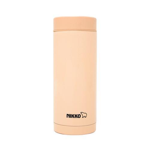 NIKKO 不锈钢真空保温杯350毫升  SMS-粉色