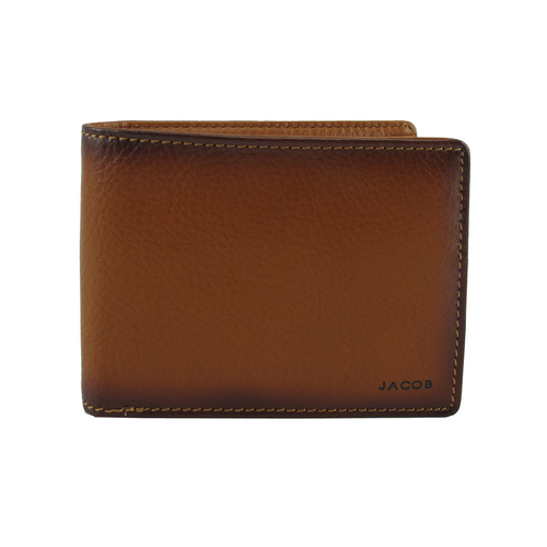 JACOB MEN WALLET (TAN)