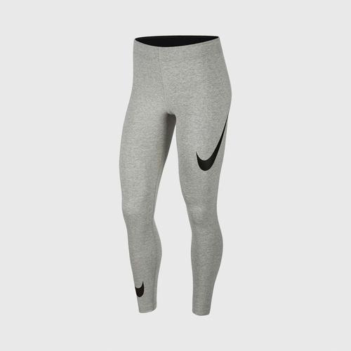 NIKE NSW LEGASEE LGGNG SWOOSH-W size XS DK GREY HEATHER/BLACK