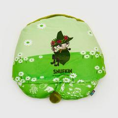 Moomin Neck Pillow Hoodie Snufkin