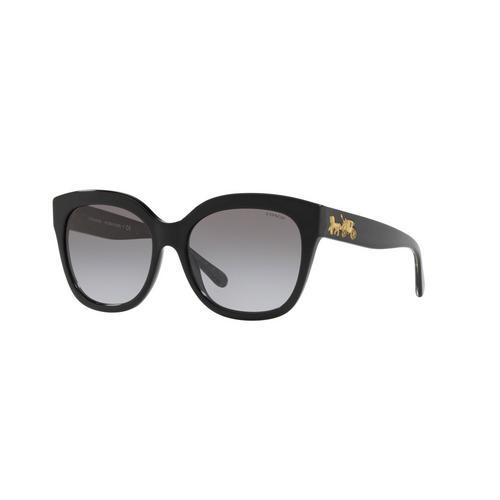COACH Black Acetate Sunglasses 0HC8264F50021156