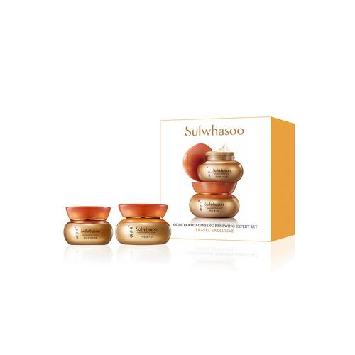 SULWHASOO Concentrated Ginseng Renewing Expert Set