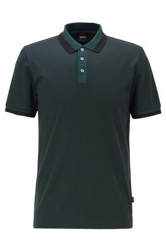 服装HUGO BOSS Philipson 66 Polo Shirt (Green) Size S
