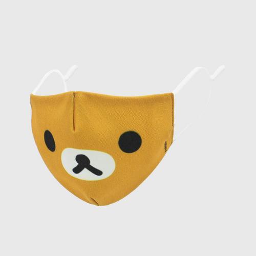 DISNEY Fabric Mask RILAKKUMA FACE