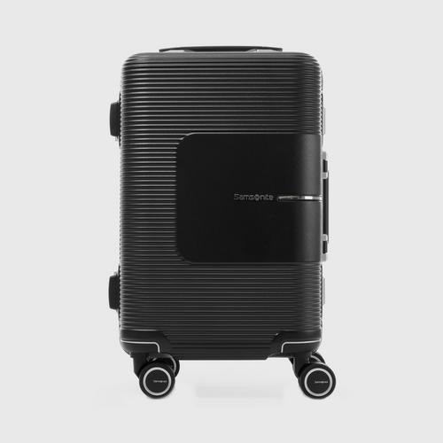 新秀丽 SAMSONITE TRI-TECH 55/20 FR 铝框旅行拉杆箱MATTE BLACK