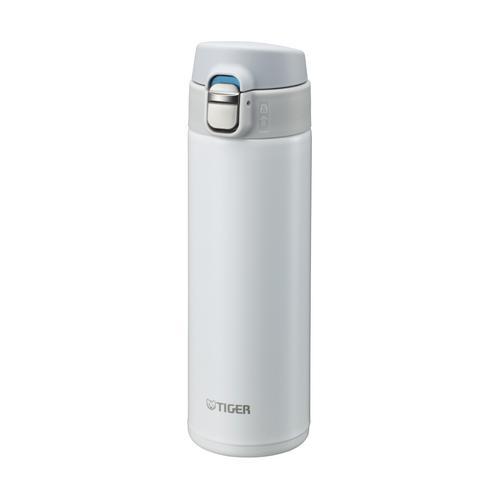 TIGER Stainless Steel  Vacuum Bottle 360 ml. MMJ - White
