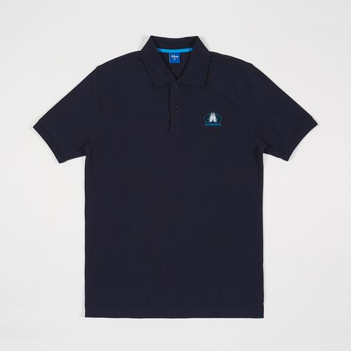 Disney Men Polo Mickey-Sawasdee Dark Blue-M