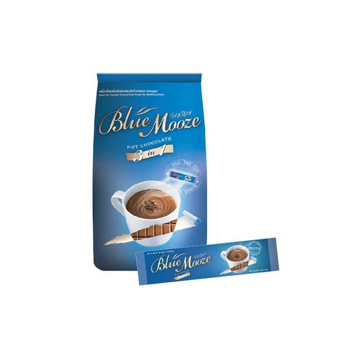 BlueMooze Instant Hot Chocolate Flavoured Drink Powder Mix 390g