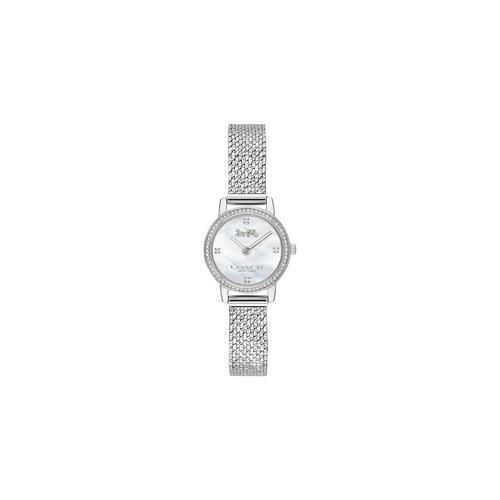 COACH 22mm Audrey Pave Mothr of Pearl Dial Watch