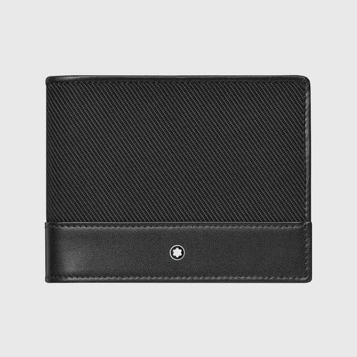 MONTBLANC Nightflight Wallet 4cc with money clip