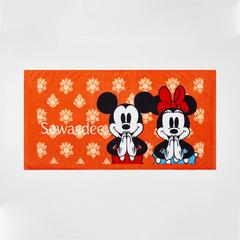 Disney Sawasdee Bath Towel - Orange