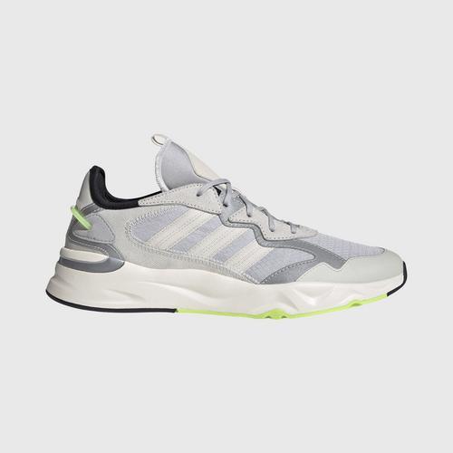 ADIDAS Futureflow Shoes - Size 6.5 (Grey Two) UK