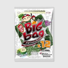 Taokaenoi Grilled Seaweed Coconut Flavour (Big Bag Brand)