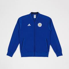 Leicester City Football Club Blue Training Jacket 2018 - 2019 Size S