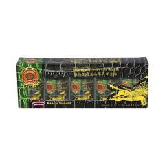 8Crocodiles泰国草药油  一盒有15克X 5 瓶