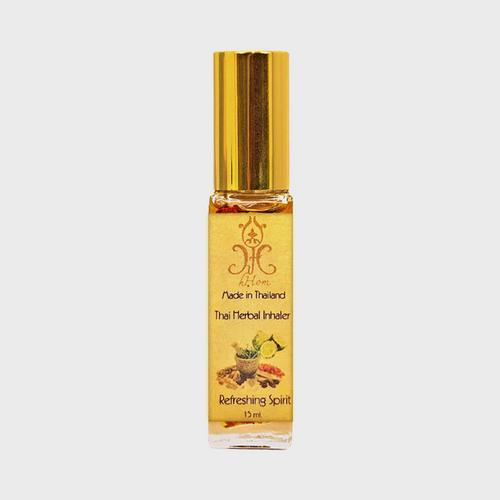 Thai Aroma Herbal Oil Refreshig Spirit  15ML
