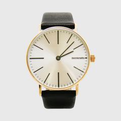 Lambretta Watch Cesare 42 Gold Silver Black