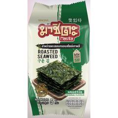 Masita Roasted Seaweed 5 G. Original Flavor
