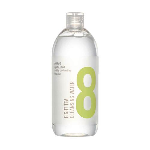 B.O.M EIGHT TEA CLEANSING WATER 500ML.